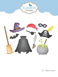 1705 Snijmal Halloween - Elizabeth Craft