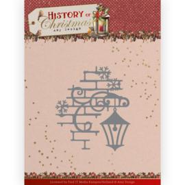 ADD10249 Snij- en embosmal - History of Christmas - Amy Design