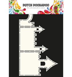 470.713.626 Card Art Stencil A4 - Dutch Doobadoo