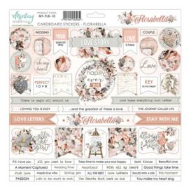 Mintay - Florabella - MT-FLB-10 (CARDBOARD STICKERS) - PAKKETPOST!!