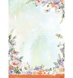 BASISSS253 A4 papier dubbelzijdig  - So Spring - Studio Light
