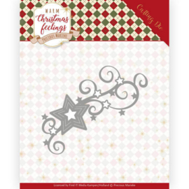 PM10162 Snij- en embosmal - Warm Christmas Feelings - Marieke Design
