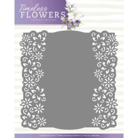 PM10117 Snij- en embosmal - Timeless Flowers - Marieke Design