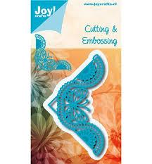 6002-1041 Snij- en embosmal - Joy Crafts