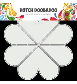 470.713.867 - Card Art Heart  30 x 30cm - Dutch Doobadoo