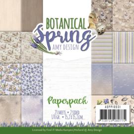 ADPP10031 Paperpad - Botanical Spring - Amy Design