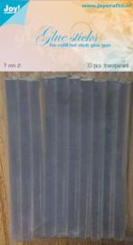 6500-0218 Lijmpatronen 7mm - Joy Crafts
