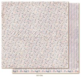 1017 Scrappapier dubbelzijdig - Denim en Girls - Maja Design