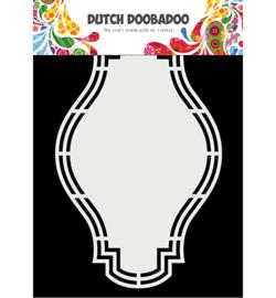 470.713.211 - Dutch Shape Art Flame - Dutch Doobadoo
