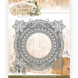PM10097 Snij- en embosmal - The Nature Christmas - Marieke Design