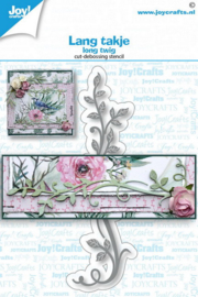 6002-1472 Snij- en embosmal - Joy Crafts