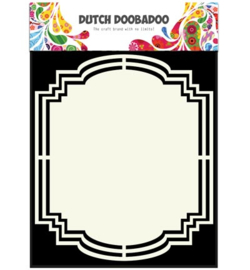 470.713.142 Dutch Shape Art A5 - Dutch Doobadoo