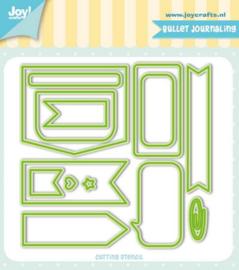 6002-1247 Snij- en embosmal - Joy Crafts
