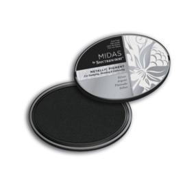 Spectrum Noir Ink Pad - Midas Metallic - Silver