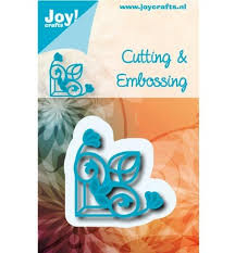6002-0564 Snij- en embosmal - Joy Crafts
