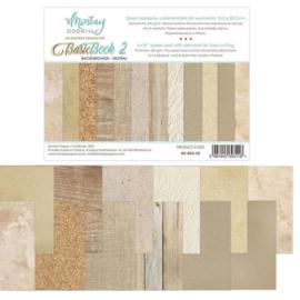 Paperpad Mintay - Basic Book 2 - 15.2 x 20.3 cm - MT-BKG-02