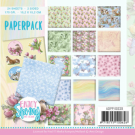 ADPP10039 Paperpad - Enjoy Spring - Amy Design