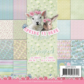 ADPP10025 Paperpad - Spring is Here - Amy Design