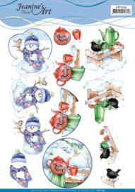 CD11225 3D vel A4 - Jenine's Art