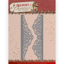 ADD10247 Snij- en embosmal - History of Christmas - Amy Design