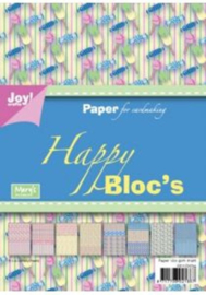 6011/0034 Paperpad A5 a 32 vel - Joy Crafts