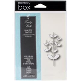 98832 Snij- embosmal - Memorybox