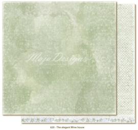 620 Scrappapier dubbelzijdig - Sofiero - Maja Design