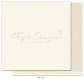 980 Monochromes scrappapier dubbelzijdig - Celebration - Maja Design