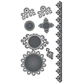 S5-058 Snij- en embosmal - Spellbinders