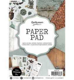PPSL153 Paperpad A5 - Studio Light