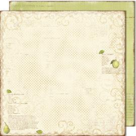 414 Scrappapier dubbelzijdig - Fika - Maja Design