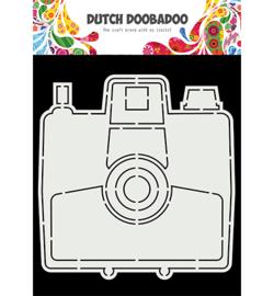 470.784.027 - Card Art A5 Snapshot - Dutch Doobadoo