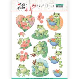 SB10426  Uitdrukvel A4 - Well Wishes - Jeanine's Art