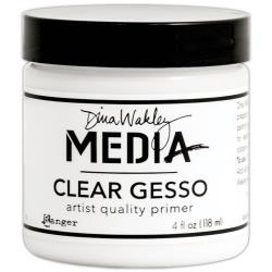 Clear Gesso - Pot 118ml - Ranger