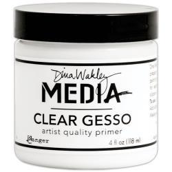 Clear Gesso - Pot 118ml - Ranger