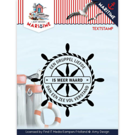 ADCS10015 Clearstempel - Maritime - Amy Design