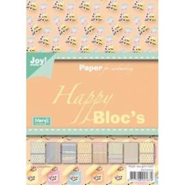 6011/0035 Paperpad A5 a 32 vel - Joy Crafts