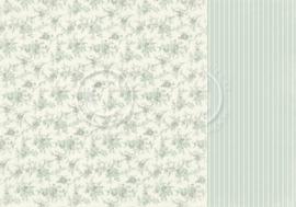 PD18009 Scrappapier dubbelzijdig - Life is Peachy - Pion Design
