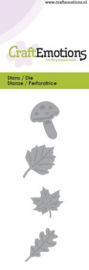 115633/0112 Snij- en embosmal - Craft Emotions
