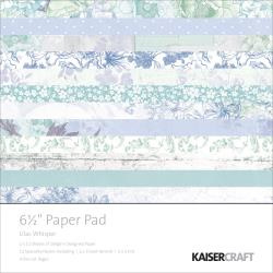 "PP1023 Paperpad 6.5"" x 6.5 "" Lilac Whisper - Kaisercrafts"