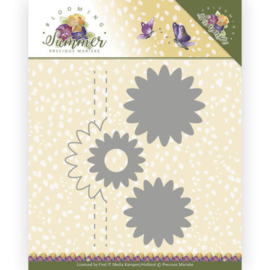 PM10153 Snij- en embosmal - Blooming Summer - Marieke Design