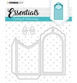 STENCILSL275 Snij- en embosmal - Essentials  - Studio Light