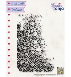 TXCS023 Clearstamp - French lilies - Nellie Snellen
