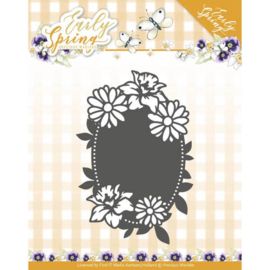 PM10114 Snij- en embosmal - Early Spring - Marieke Design
