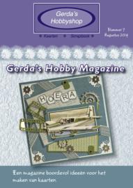Gerda's Hobby Magazine nr. 7