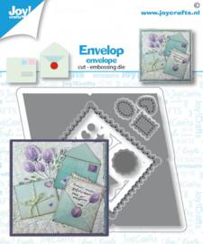 6002-1606 Snij- en embosmal - Joy Crafts