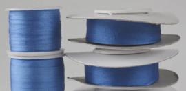 Seambinding lint 10mm - Blauw - per meter