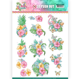 SB10362 Stansvel  - Happy Tropical - Yvonne Creations