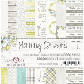 Paperpad 15,2 x 15,2 cm - Morning Dreams 2 - Craft-O-Clock
