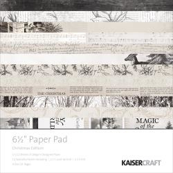 PP1027 Paperpad 16.5x16.5cm - Christmas Edition - Kaisercraft